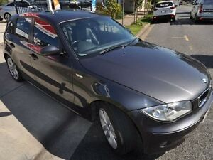 2007 BMW 120I E87 Grey 6 Speed Automatic Hatchback Margate Redcliffe Area Preview