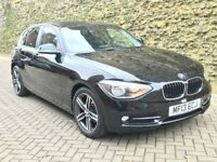 BMW 1 series 1.6, 116i, Sports Turbo, 5 door