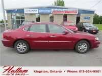 2007 Buick Allure CXL, Leather