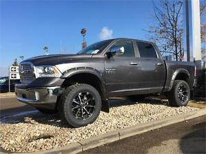 2017 RAM 1500 LARAMIE WE HAVE A HUGE SELECTION !!