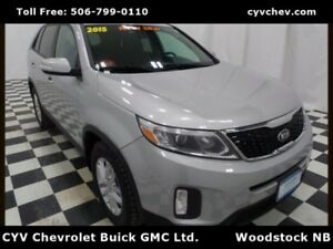 2015 Kia Sorento LX AWD - Heated Seats, XM Radio & Bluetooth