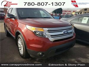 2014 Ford Explorer XLT **Leather**AWD**Navigation**