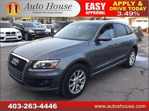 2012 AUDI Q5 2.0 T TURBO PANORAMIC ROOF PUSH BUTTON START