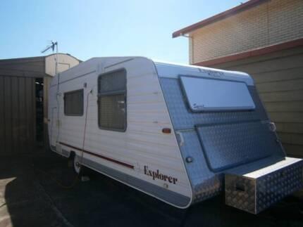Roadstar Explorer Caravan Port Lincoln Port Lincoln Area Preview