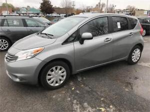 2014 Nissan Versa Note SV CAMERA AUTOMATIQUE CRUISE BLUETOOTH
