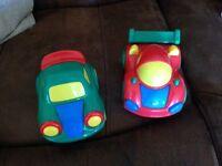 Chunky Toy Cars