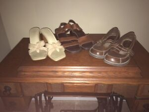 Womens' Leather Sandals & Shoes $10 ea or 3/$25 & MUCH MORE!!!