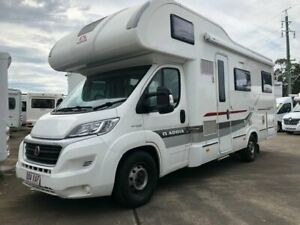 2017 Coral DU Fiat Ducato Adria White Motor Home Penrith Penrith Area Preview