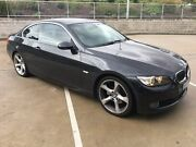 2007 BMW 325I E90 Steptronic Black 6 Speed Steptronic Sedan Lisarow Gosford Area Preview