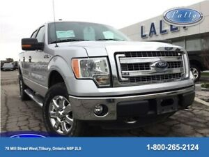 2014 Ford F-150 XLT, Tailgate Lift Assist, Remote Entry!!