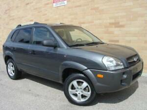 2008 Hyundai Tucson GL FWD. WOW!! Only 155000 Km! 5 Speed Manual