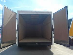 WORK TRAILER -SAVE MONEY ON OUR 2016 HAULIN 7 X 14' WEDGE NOSE London Ontario image 2