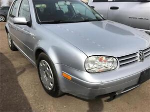 2005 Volkswagen Golf HATCHBACK CL 5 SPEED MANUAL A/C MINT!