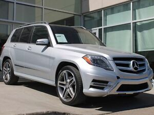 2015 Mercedes-Benz GLK-CLASS 4MATIC/BLIND SPOT/NAVIGATION/BACK U