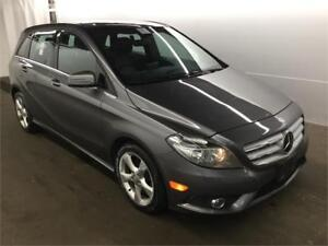 2014 Mercedes B250 CUIR TOIT PANORAMIQUE MAGS Sports Tourer