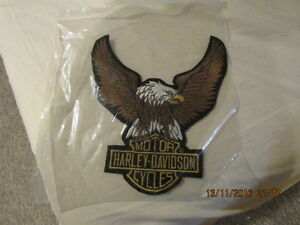 Harley Davidson Patch for a Jacket London Ontario image 2