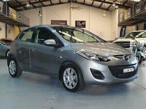 2012 Mazda 2 DE MY12 Neo 4 Speed Automatic Hatchback Seven Hills Blacktown Area Preview
