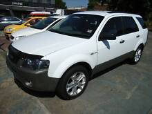 Rent to own / Rent to buy 2007 Ford Territory Wagon Cremorne Yarra Area Preview