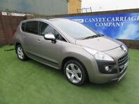 2010 Peugeot 3008 1.6 HDi FAP Exclusive EGC 5dr ONE OWNER AUTO WITH