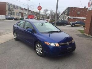 2006 HONDA CIVIC- automatic- 115 000km-IMPECABLE** 5500$ 4CYL