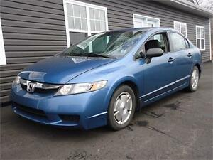 2010 Honda Civic Sdn DX-G, CLEAN CARPROOF!! REDUCED
