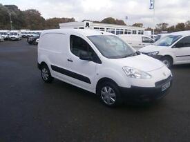 Peugeot Partner L1 850 S 1.6 HDI 92bhp Van DIESEL MANUAL WHITE (2013)