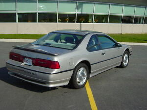 1989 Ford Thunderbird Super Coupe Coupe (2 door)