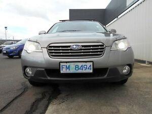 2006 Subaru Outback MY06 3.0R Premium Grey 5 Speed Auto Sports Shift Wagon South Burnie Burnie Area Preview
