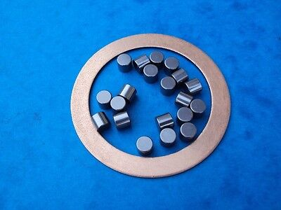 TRIUMPH CLUTCH ROLLERS 57-0394 THRUST WASHER 57-3931 T100R TR6 T120 T140 UK