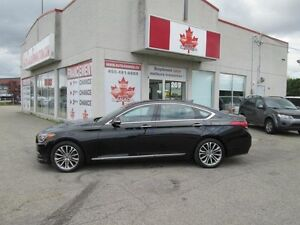 Hyundai Genesis Sedan AWD,LUXURY,GPS,,TOIT PANO 2015