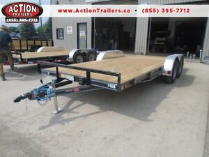 PJ CAR HAULER - 18' LONG QUALITY MADE TRAILER- YOUR LOWEST PRICE
