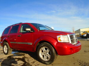 2007 Dodge Durango SLT-4X4-DVD-HDTV-SUNROOF-LEATHER-REMOTE START