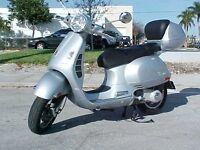 Low Mileage Vespa 198 cc Less than 30000 miles on clock!