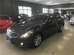 2012 Infiniti G37X LUXURY AWD'' SUPER CLEAN'' NO ACCIDENTS '