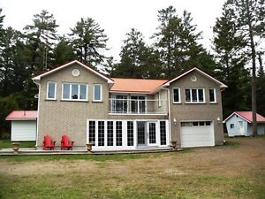 SUPERIOR LAKE FRONT HOME
