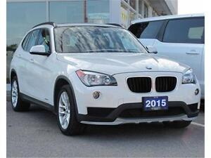 2015 BMW X1 Sunroof|AWD|Heated Front Seats