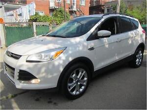2013 FORD ESCAPE NAVIGATION LUXERY 4*4/ FINANCEMENT $48 SEMAINE