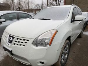 2010 Nissan Rogue SL AWD just in for sale at Pic N Save!