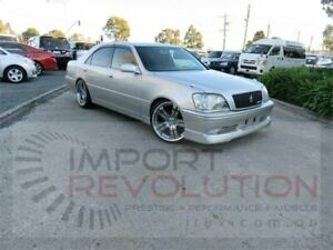 2001 Toyota Crown JZS171 Athlete V Silver Automatic Sedan Bayswater Knox Area Preview