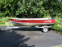 Looking for 16ft Lund/Starcraft Aluminum fishing boat