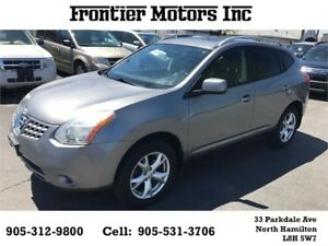 2008 Nissan Rogue SL ALL WHEEL DRIVE - SUNROOF - LEATHER SEATS
