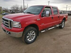 2007 Ford F-350 Lariat 6.0L turbo diesel ** STUDDED ** LEATHER *