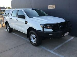 2016 Ford Ranger PX MkII XL White 6 Speed Manual Double Cab Pick Up Stuart Park Darwin City Preview