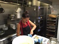 Commis Chefs wanted at Le Pain Quotidien in Borough Market-£8-£9ph inclusive of benefits