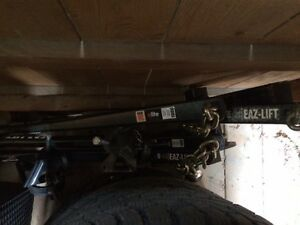 Heavy Duty sway bars  (EAZ -LIFT)