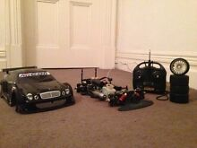 KYOSHO SuperTen GP FW-04 4WD Nitro Radio Remote Car - FULL KIT & Toorak Stonnington Area Preview