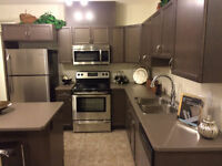 2 bedroom basement suite with attached garage,utilities included