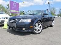 """2008 Audi A4 2.0T """"S-LINE"""" MANUAL"""" 2 YEAR WARRANTY INCL IN PRICE"""
