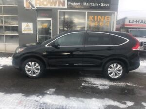 2013 Honda CRV AWD Power Sunroof