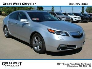 2014 Acura TL LEASE RETURN**NO ACCIDENTS**FOG LIGHTS**DUAL EXHAU